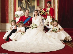 Royal Wedding Official Wedding Picture