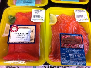 Watch Which Is Healthier: Wild Salmon Or Farmed Salmon video
