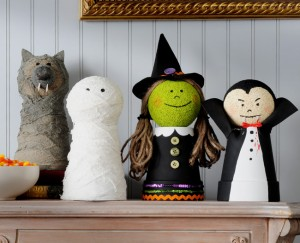 diy homemade halloween decorations