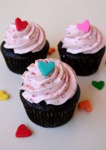 Valentine S Day Chocolate Cupcakes Decorations Hello Nutritarian
