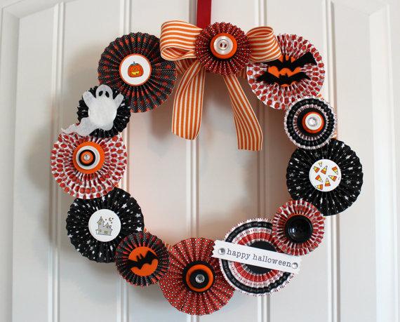 Easy Doorway Craft Wreaths