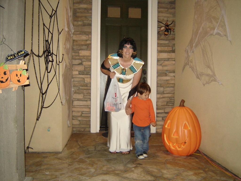diy no sew cleopatra costume halloween costume