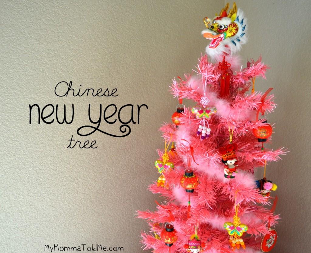 Chinese New Year Tree