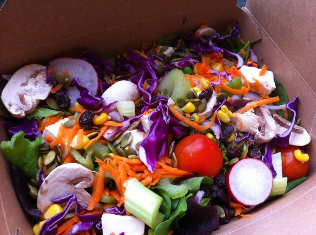 Whole Foods Roasted Corn Salad