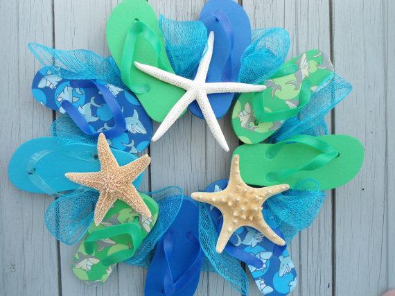 3c22d363e0e3ed Summer Themed Wreaths