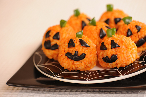 Savory Halloween Appetizer Ideas // MyMommaToldMe.com
