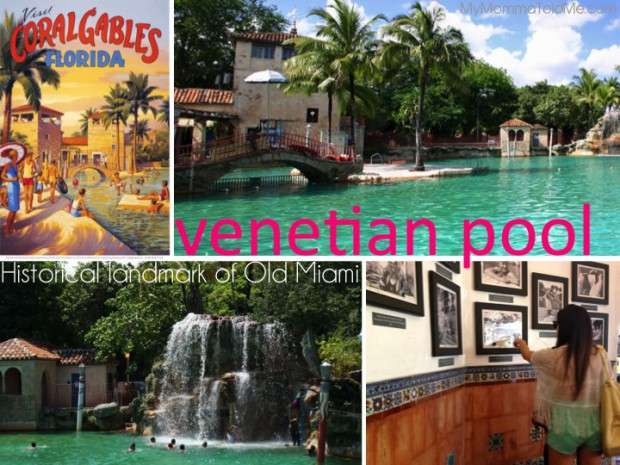 Venetian Pool coral gables places to see