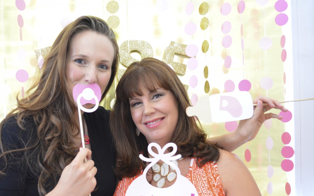 Baby Shower photobooth and decoration ideas