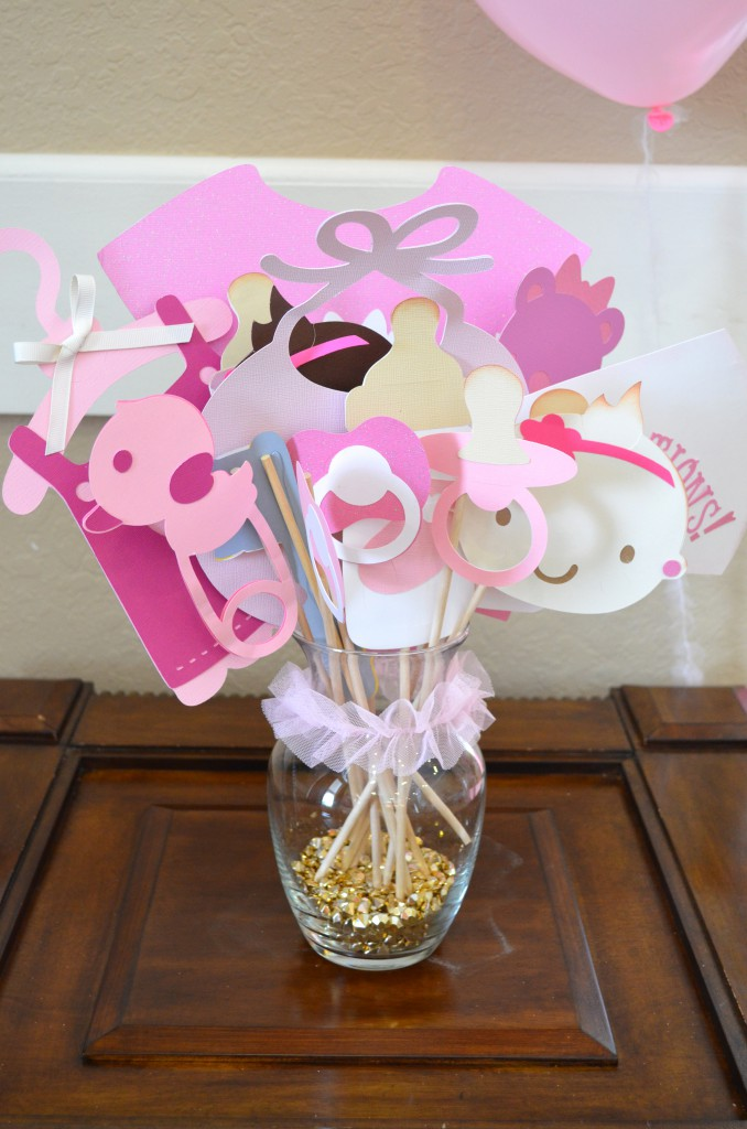 Diy Pink Gold Photo Booth Hello Nutritarian