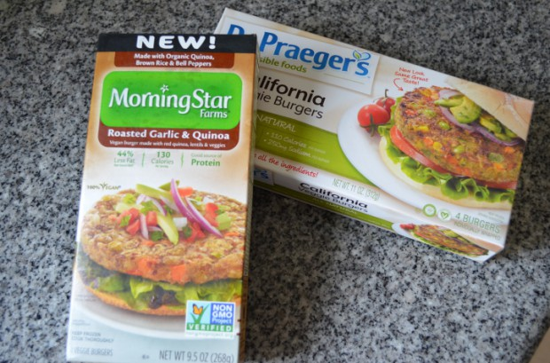 best premade veggie burgers for eat to live plan