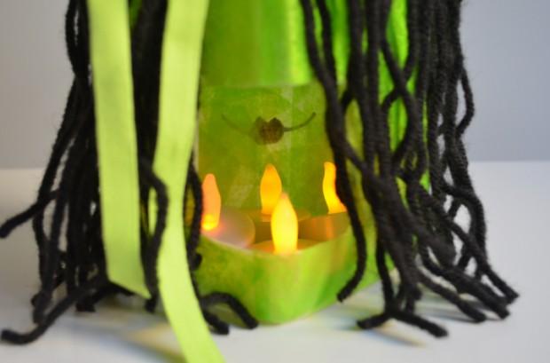 Halloween milk jug witch lantern back MyMommaToldMe.com