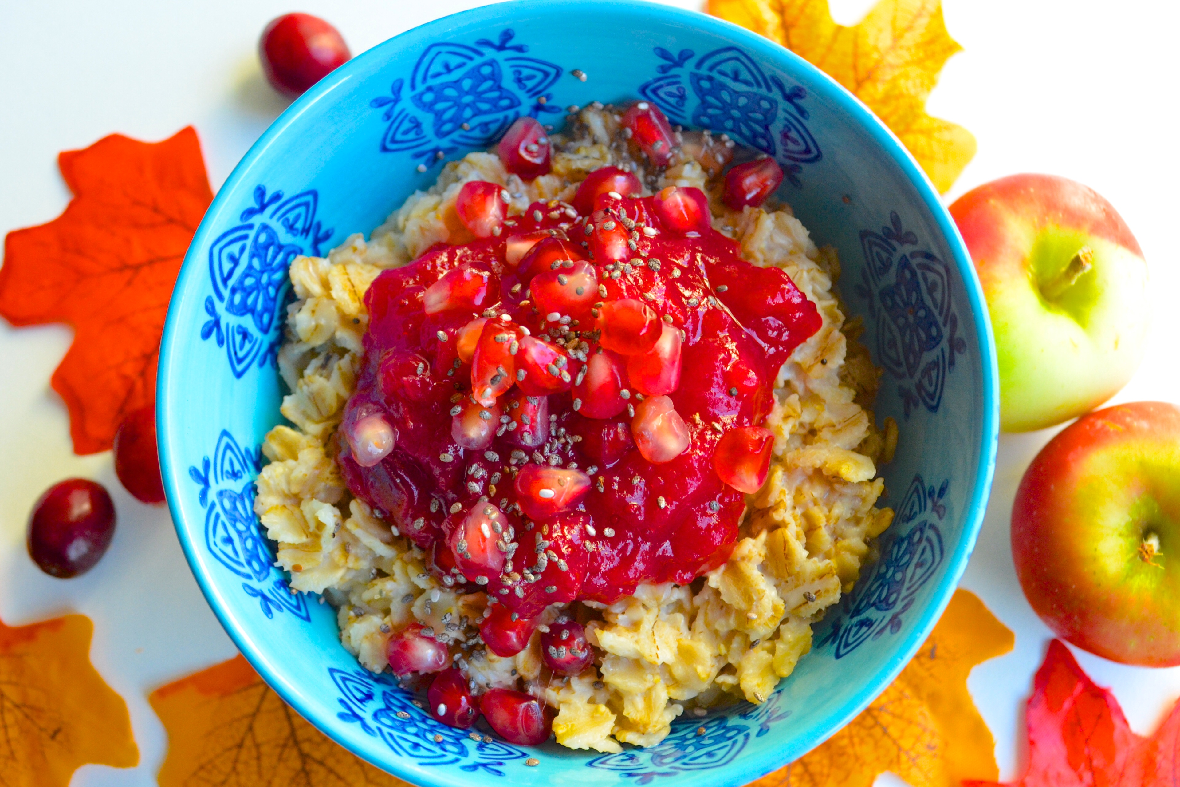 Dr Fuhrman Eat to Live Nutritarian Diet Plan Breakfast Day 44 MyMommaToldMe.com