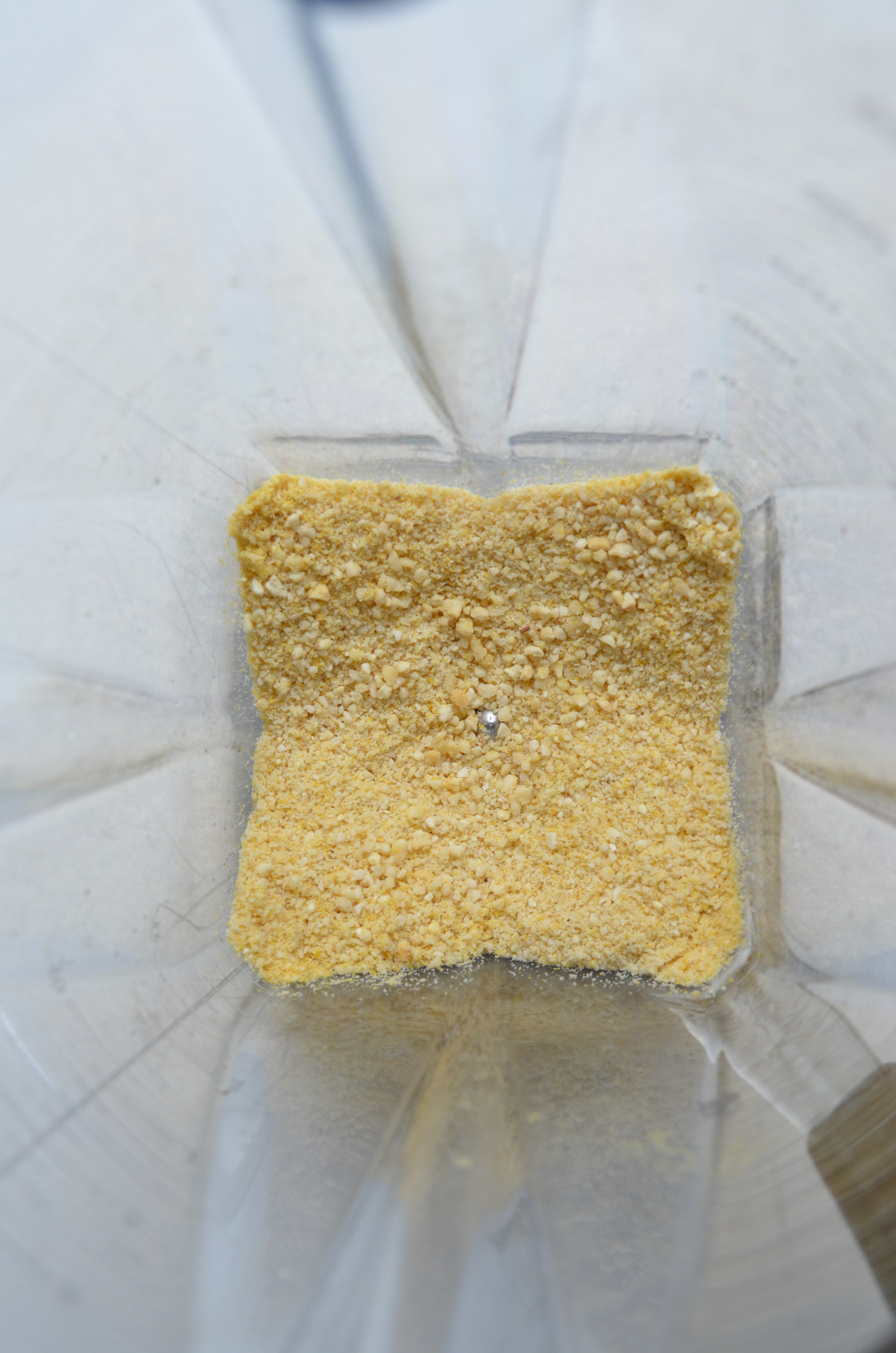 Easy Vegan Parmesan Cheese Recipe you can make in your Vitamix MyMommaToldMe.com