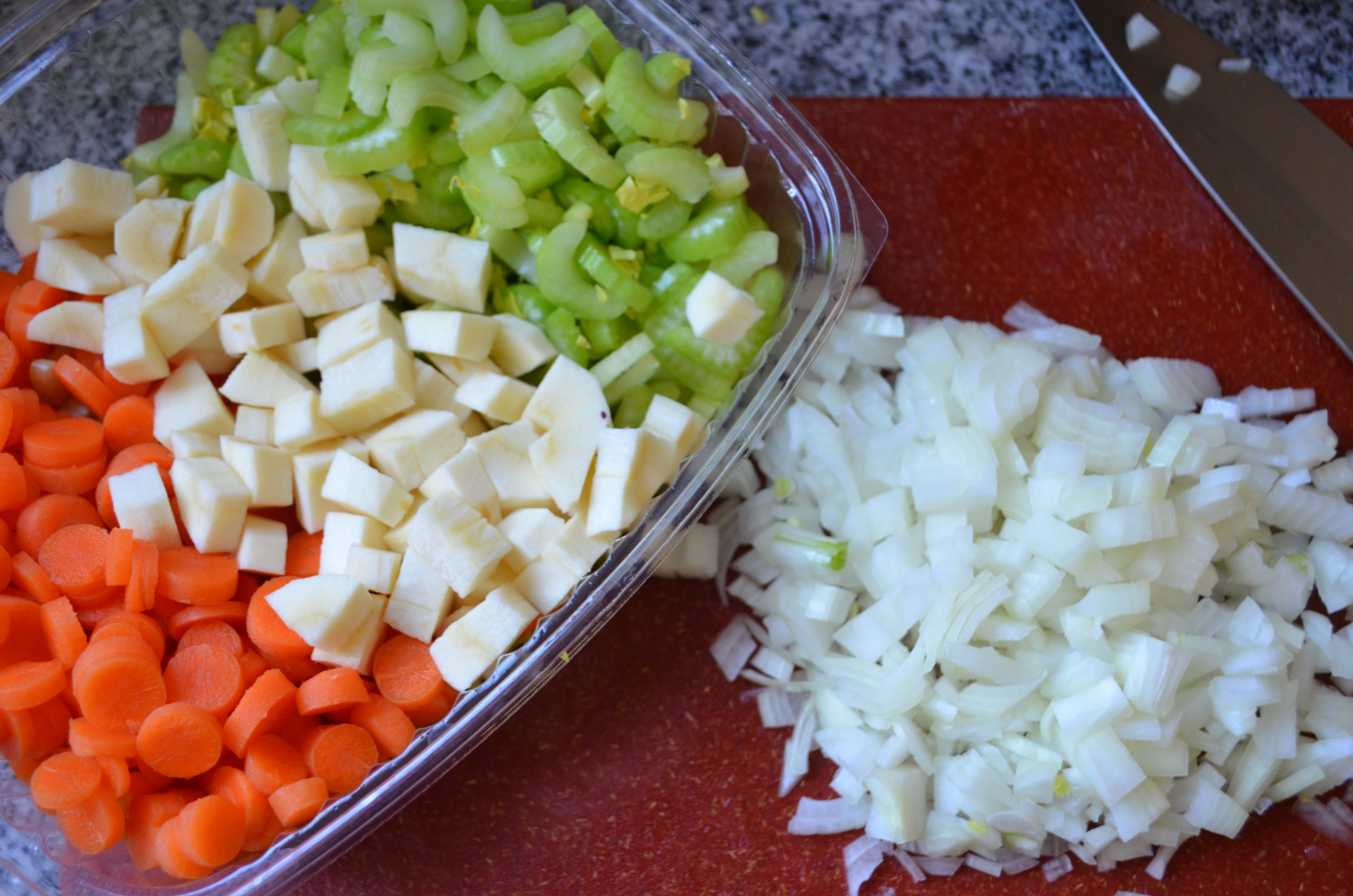 Eat to Live Nutritarian Lentil Soup Recipe MyMommaToldMe.com