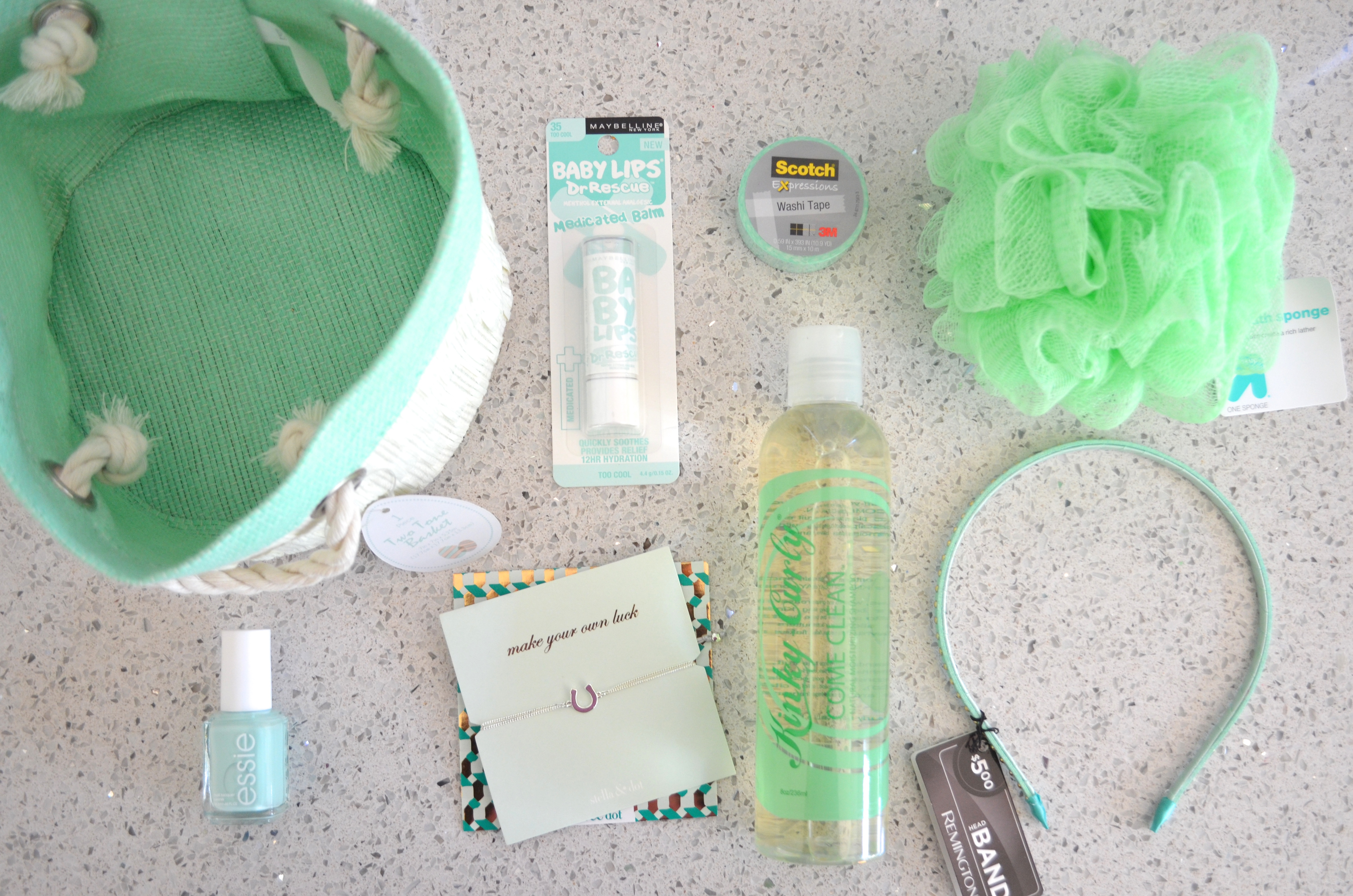 What to put in your Teenager's Easter Basket by MyMommaToldMe.com