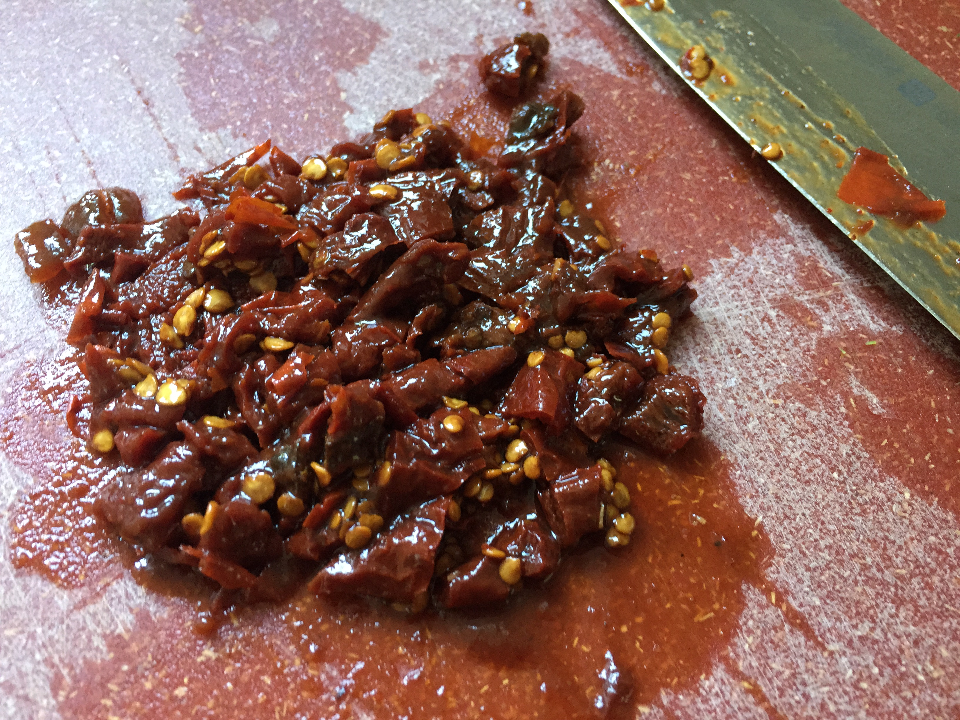 Chipotle peppers chopped MyMommaToldMe.com