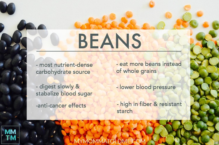 Beans Top 6 nutritarian Superfoods Dr Fuhrman 6 week Eat to Live Plan Program PBS Special