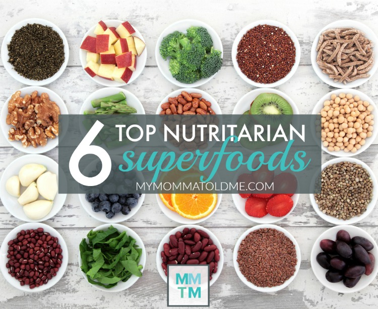 Dr Fuhrman Eat to Live Program PBS Special Eat to Live diet plan Top 6 nutritarian superfoods