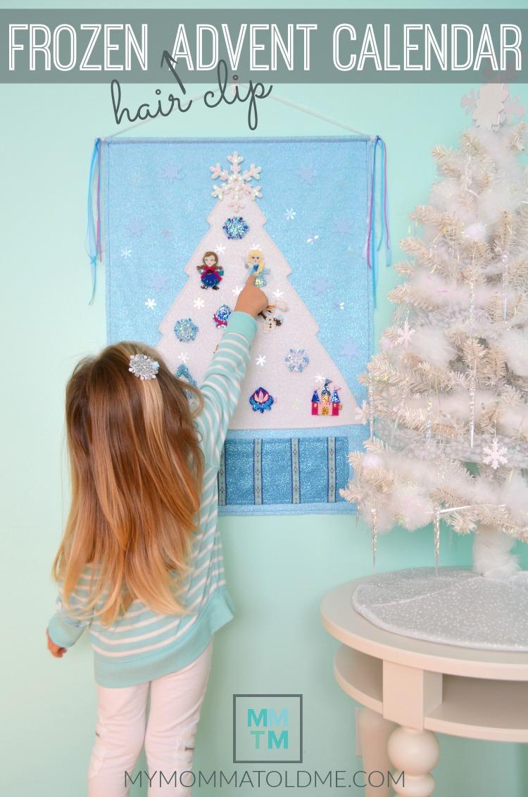 Frozen Advent Calendar Frozen Christmas Decorations Frozen Christmas tree Disney Frozen