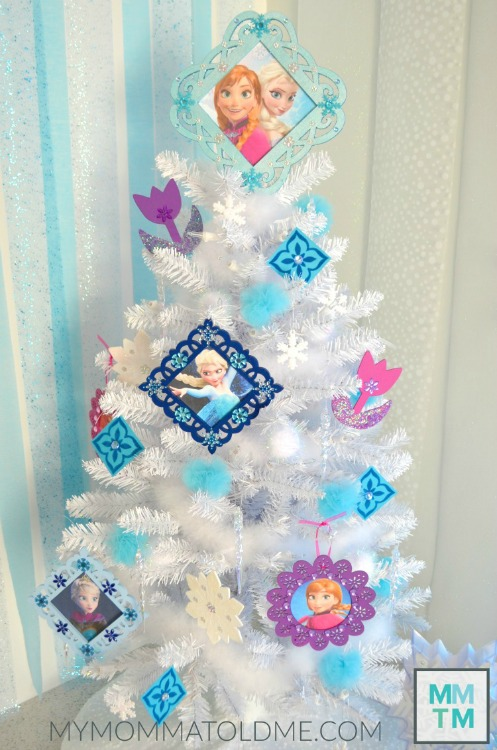 Frozen Christmas Tree Frozen Christmas Decorations Frozen Christmas Decor