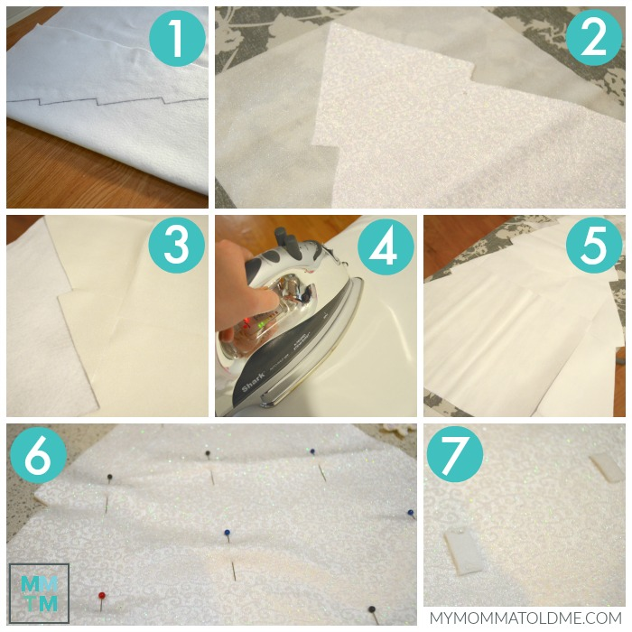 diy frozen advent calendar tutorial white tree