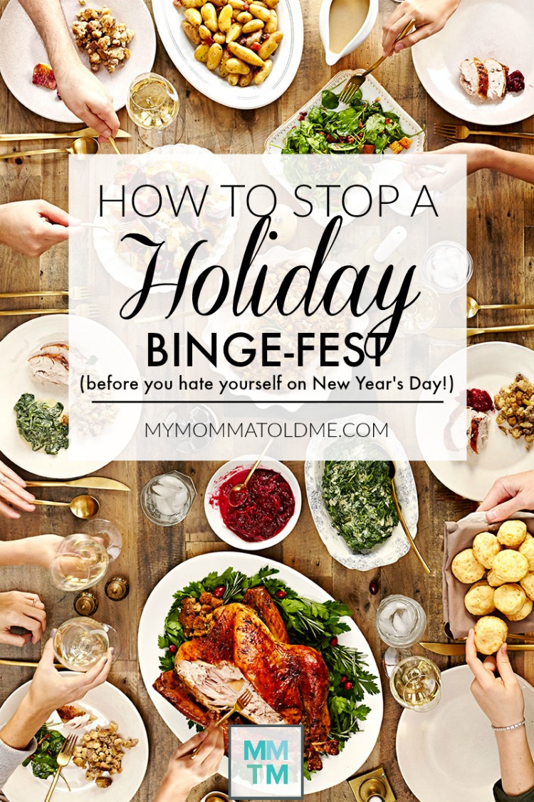 10 tips for holiday eating Holiday weight gain holiday binge eating how to stop a binge during the holidays
