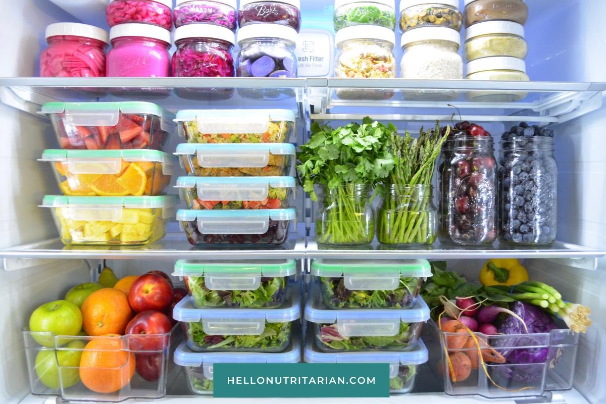 Eat to Live Fridge Dr Joel Fuhrman Nutritarian Dr Michael Greger How Not to Die Diet Vegan Keto Fridge Whole 30 copy