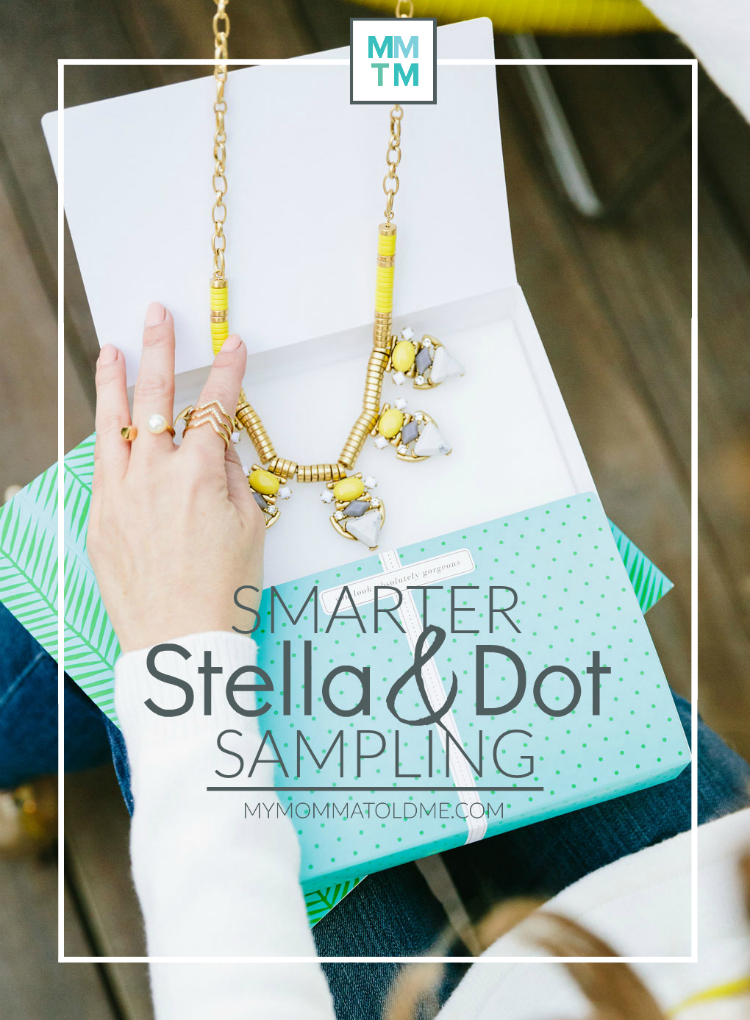 Smarter Stella Dot Sampling Stella Dot Spring 2016 Collection Stella Dot Stylist tips and tricks What should I sample