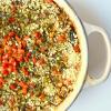 cheesy kale casserole recipe pic