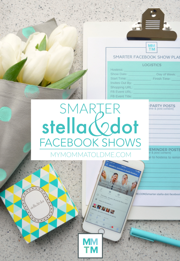 Stella Dot Facebook Show Stella and Dot Online Trunk Shows Facebook Trunk Shows Tips Tricks