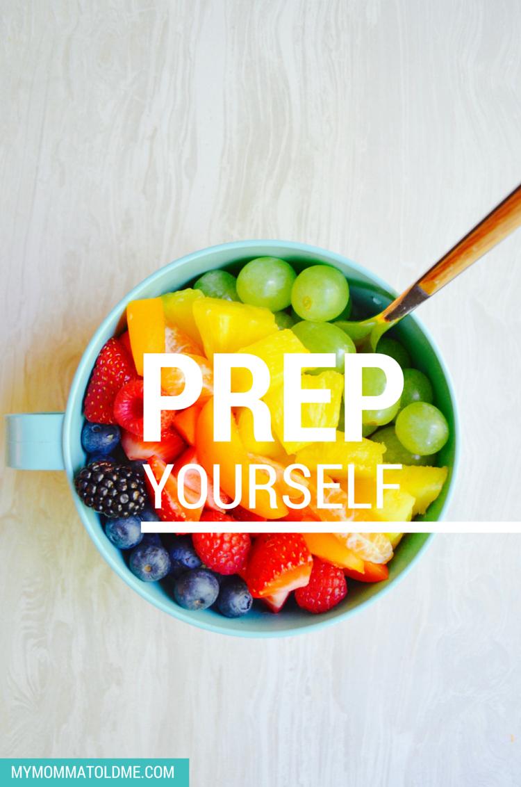 Food Prep eBook announcement Dr Fuhrman Eat to Live six week program fruit bowl