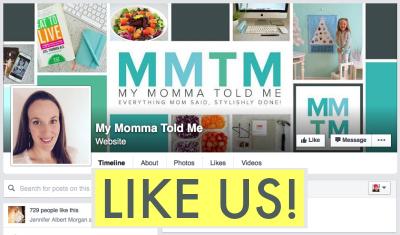 MMTM Facebook Button