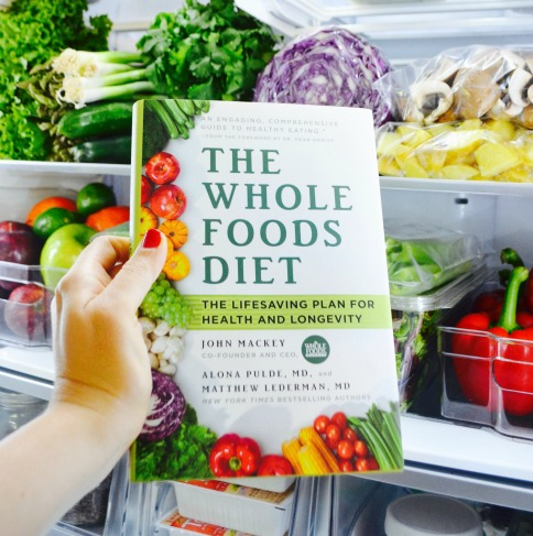 The Whole Foods Diet Book Link Image
