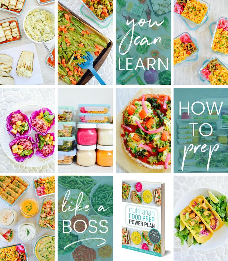 nutritarian food prep power plan ebook meal prep Dr Fuhrman 6 week plan diet review