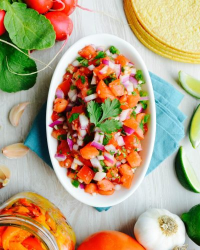 no salt added pico de gallo recipe dr fuhrman eat to live recipe nutritarian 6 week plan dr greger how not to die
