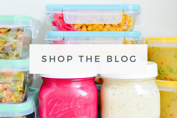 Shop The Blog