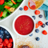 Berry Bliss Sauce recipe Image