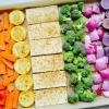 Recipe Image No Oil Tofu Veggie Sheet Pan Meal