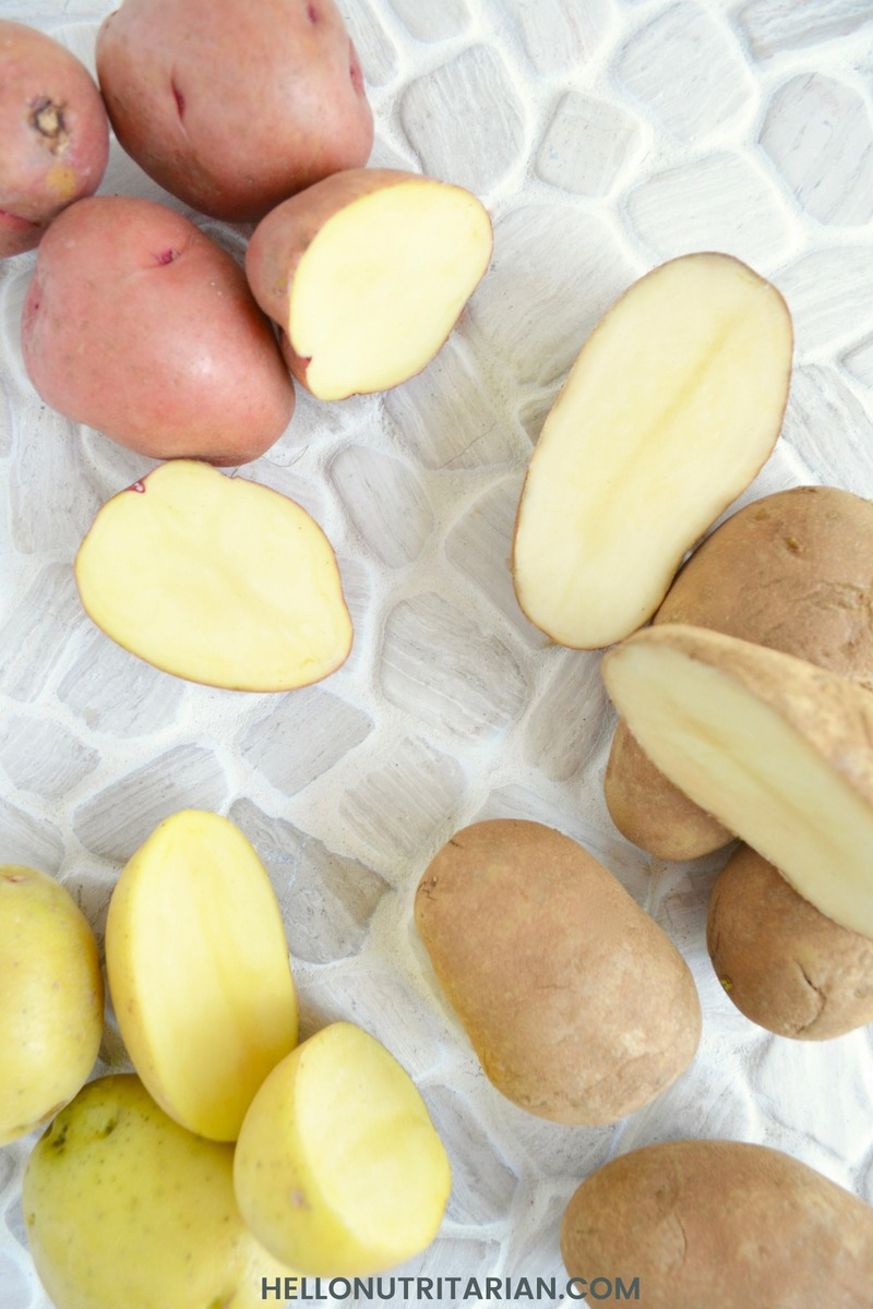 3 Can you eat white potatoes on Dr Fuhrman 6 week eat to live plan high starch potato types The Starch Solution Dr McDougall Dr