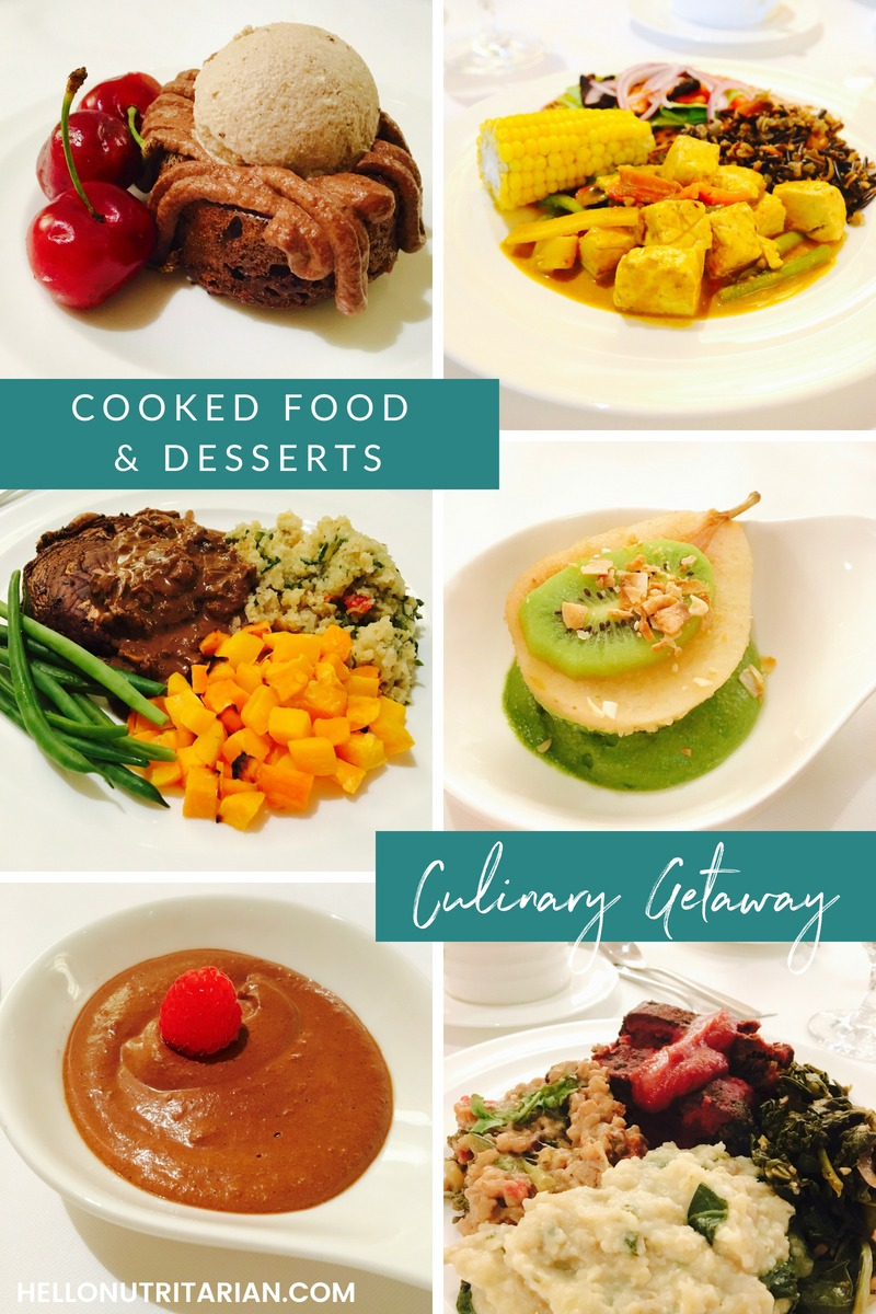 Dr. Fuhrman Culinary Getaway What to Expect at a retreat Dr Fuhrman recipes Eat to Live Diet