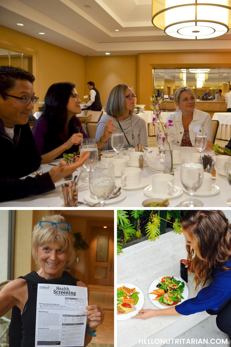 Dr. Fuhrman Culinary Getaway What to Expect at a Retreat Friendship and Community