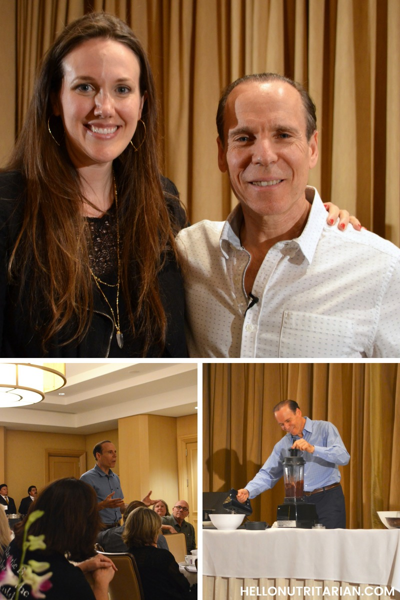 Dr Joel Fuhrman Eat to Live The End of Dieting The End of Diabetes The End of Heart Disease Culinary Retreat Meeting Dr. Fuhrman in person Hello Nutritarian