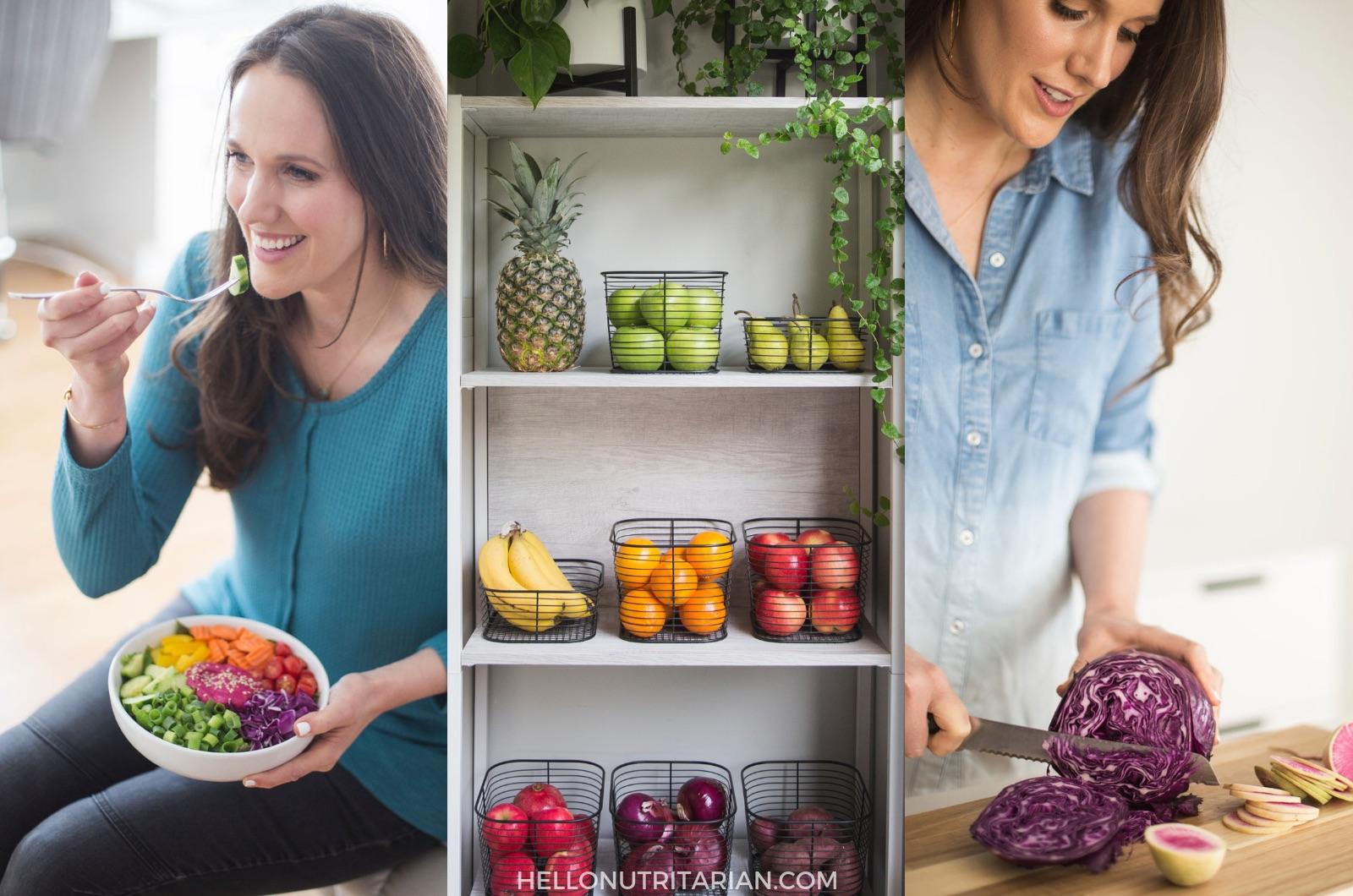 Start Here Hello Nutritarian Quick Start Guide Pic 2