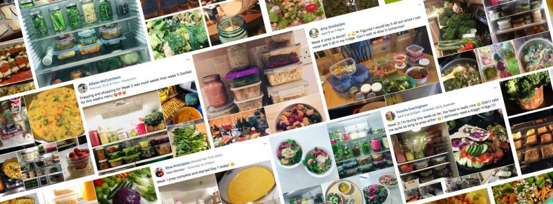 Nutritarian Food Prep Support Group