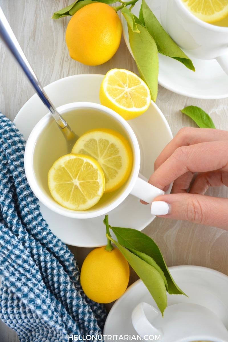 How to Make Hot Lemon Water Health Benefits Easy Recipe Medical Medium