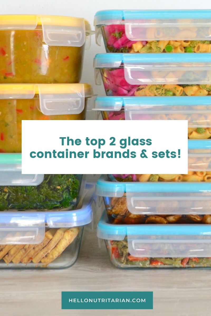 Top Glass Food Storage Container Brands Snaplock Airtight Set by Hello Nutritarian Fridge Refrigerator storage organization The Home Edit Marie Kondo Fridge