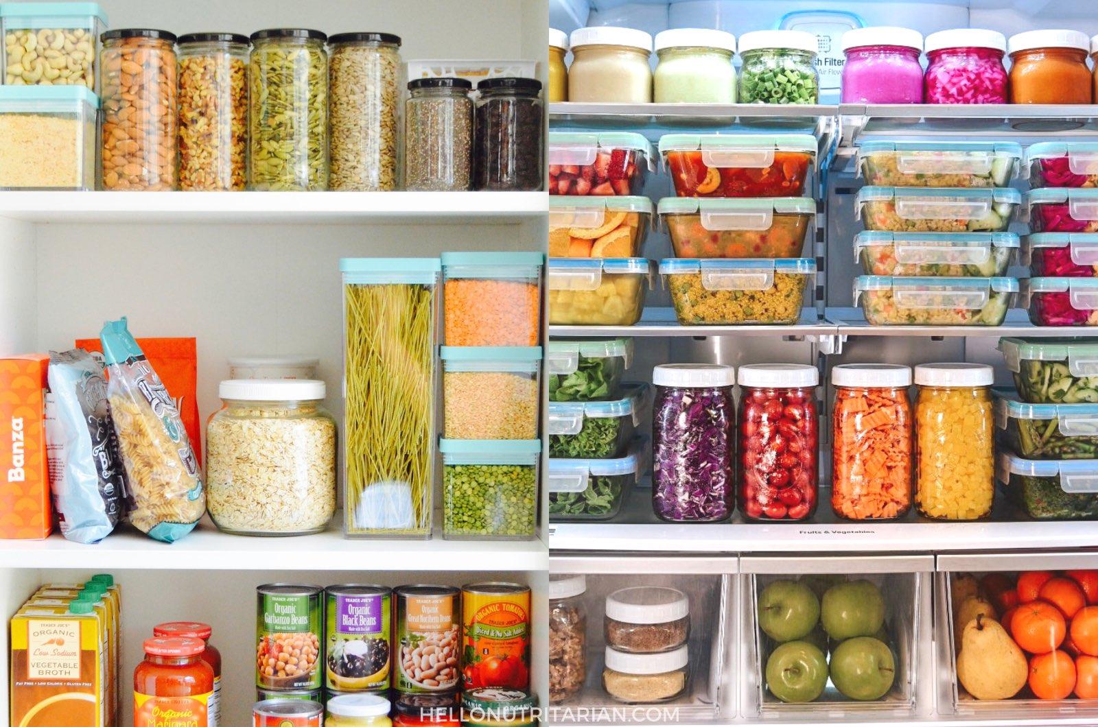 Start Here Hello Nutritarian Step 4 Get Organized